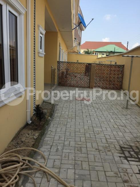 5 bedroom Semi Detached Duplex House for rent estate Adeniyi Jones Ikeja Lagos - 12