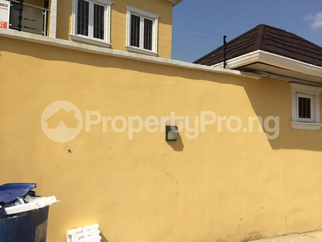 5 bedroom Semi Detached Duplex House for rent estate Adeniyi Jones Ikeja Lagos - 2