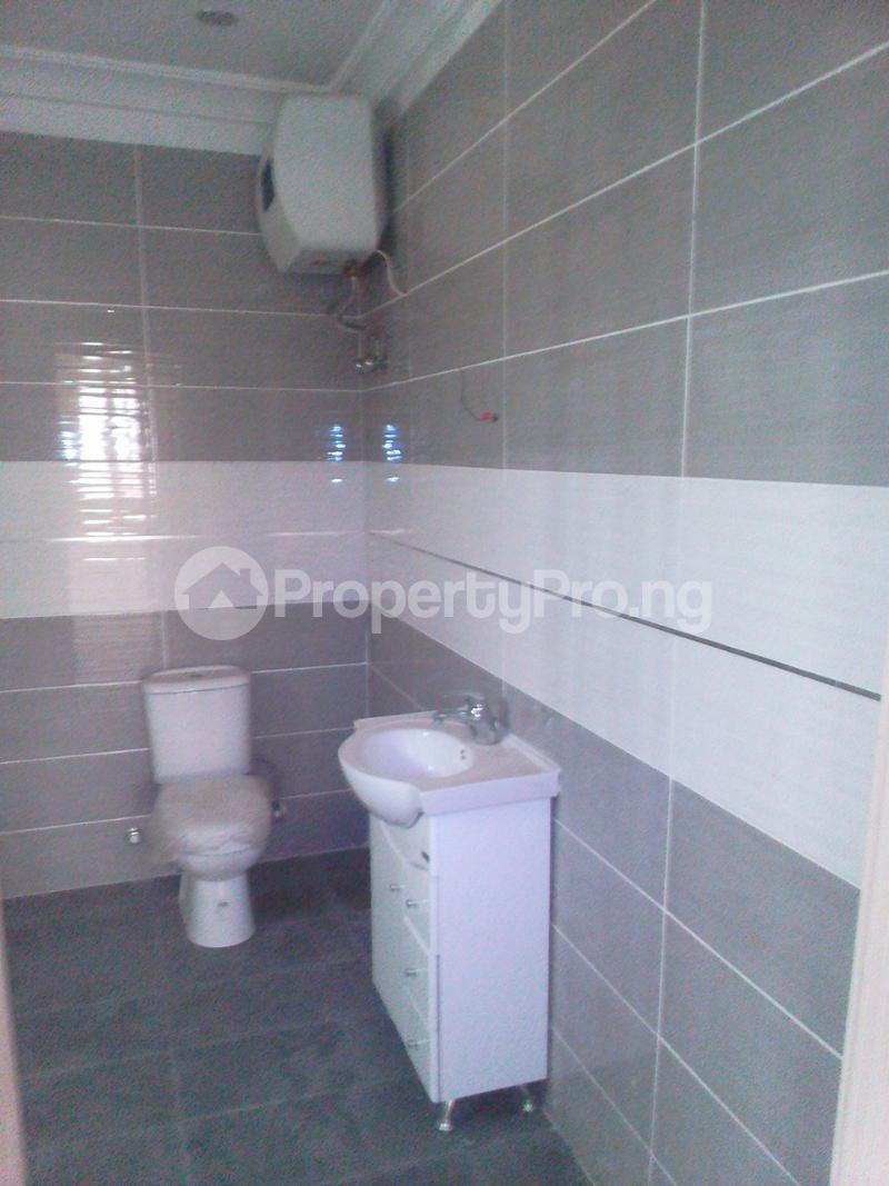 5 bedroom Semi Detached Duplex House for rent Lekki Phase 1 Lekki Lagos - 19