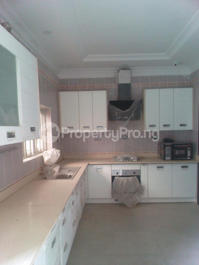 5 bedroom Semi Detached Duplex House for rent Lekki Phase 1 Lekki Lagos - 15