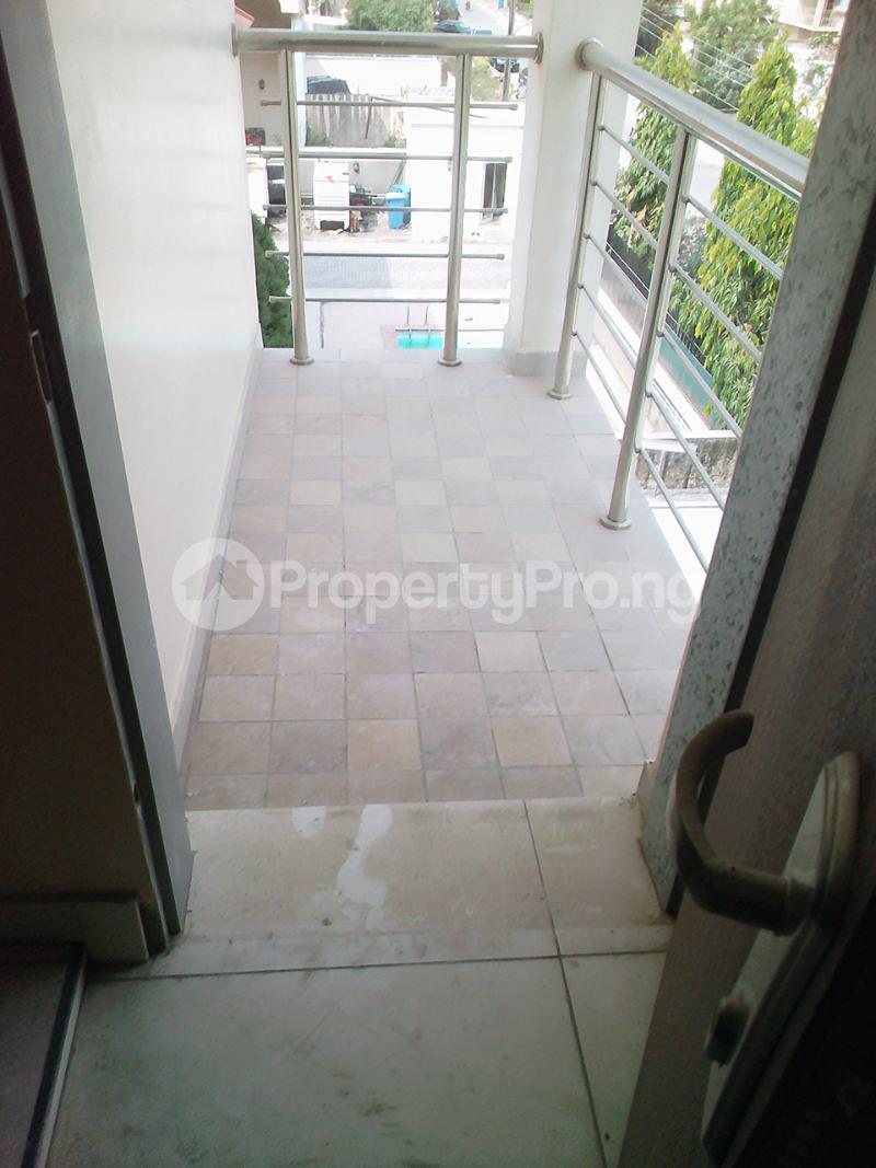 5 bedroom Semi Detached Duplex House for rent Lekki Phase 1 Lekki Lagos - 3