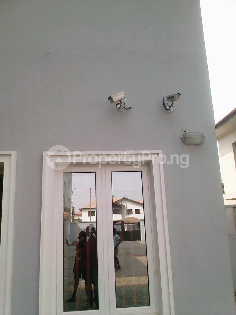 5 bedroom Semi Detached Duplex House for rent Lekki Phase 1 Lekki Lagos - 6