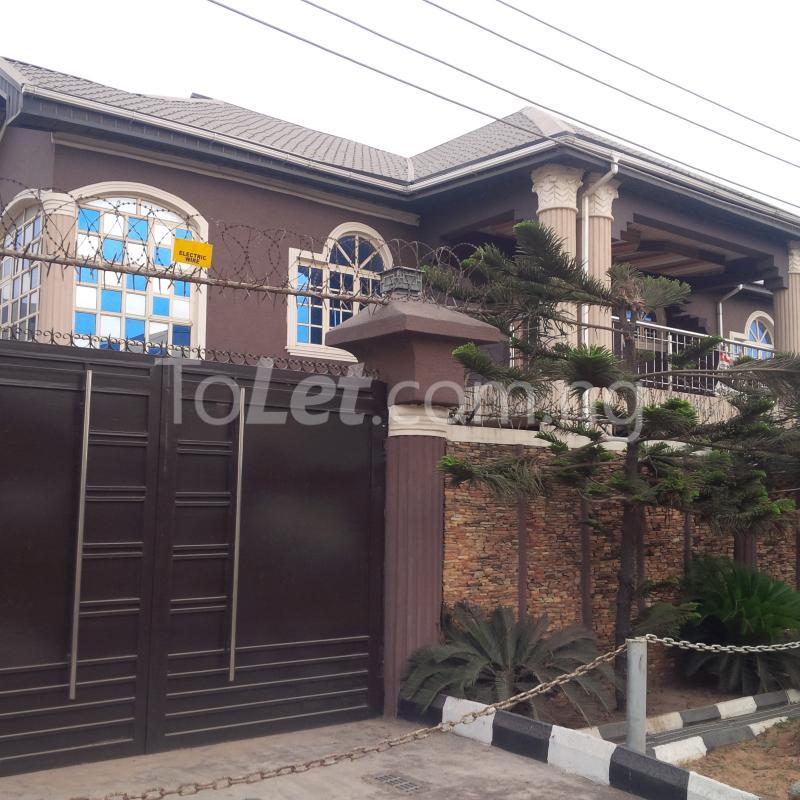 5 bedroom House for sale Sparklight Estate Isheri North Ojodu Lagos - 1