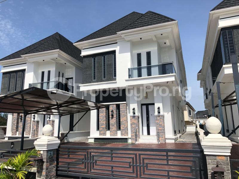 5 bedroom Detached Duplex House for sale Ikota Lekki Lagos - 11