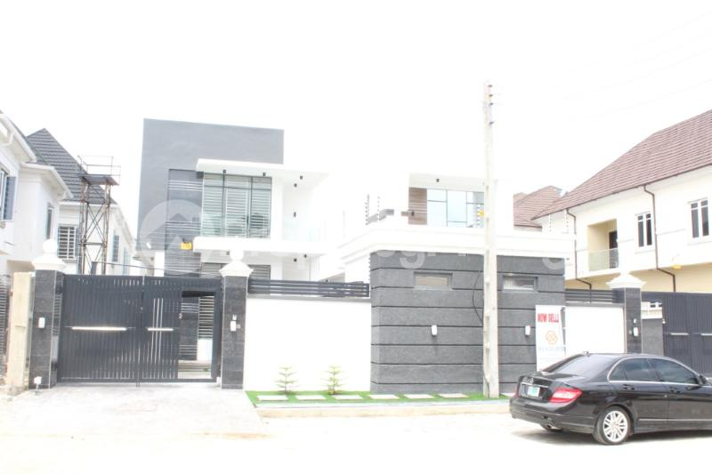 5 bedroom Detached Duplex House for sale by Chevron head office, chevron Lekki Lagos - 29