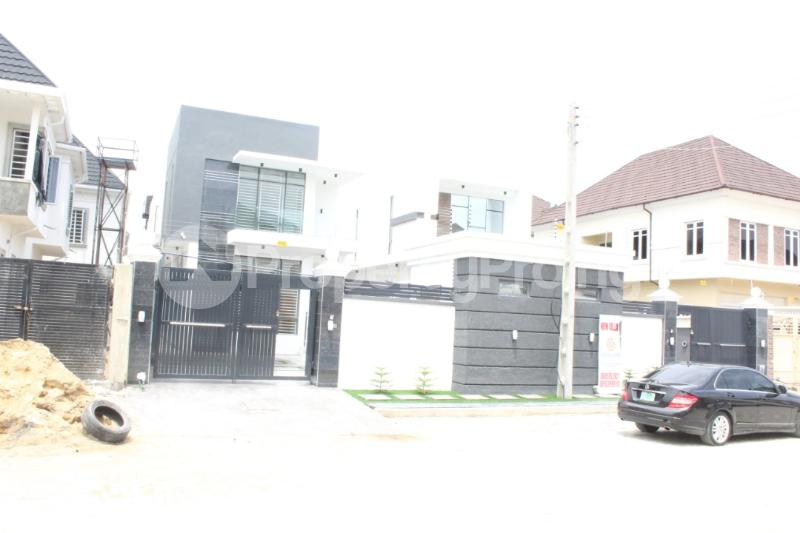 5 bedroom Detached Duplex House for sale by Chevron head office, chevron Lekki Lagos - 0