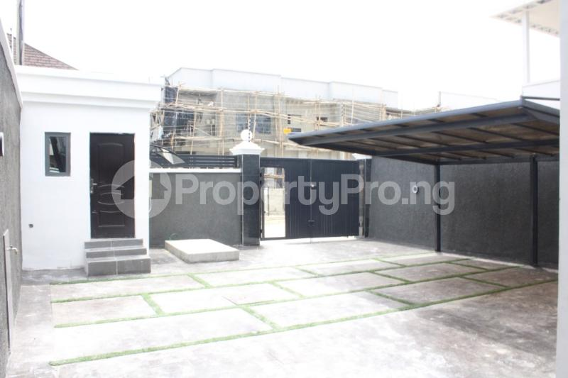 5 bedroom Detached Duplex House for sale by Chevron head office, chevron Lekki Lagos - 22