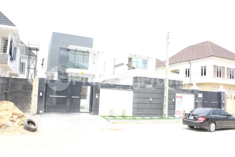 5 bedroom Detached Duplex House for sale by Chevron head office, chevron Lekki Lagos - 10