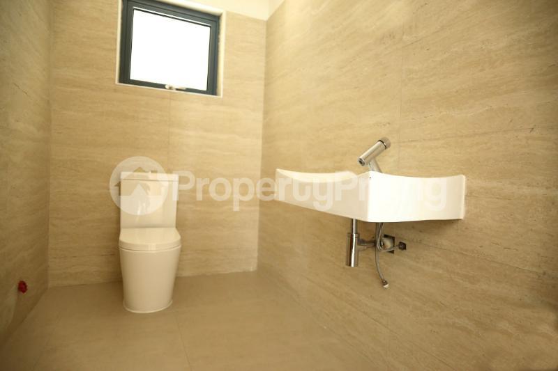 5 bedroom Terraced Duplex House for sale Dideolu Estate Ligali Ayorinde Victoria Island Lagos - 5