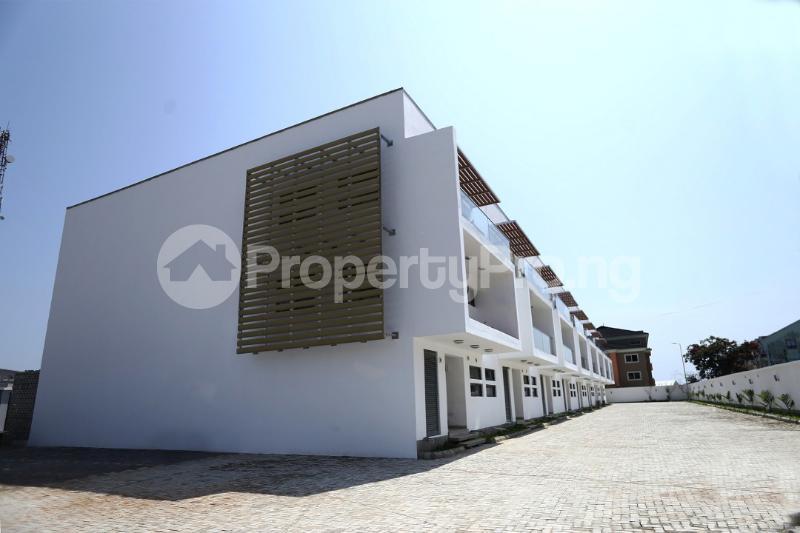 5 bedroom Terraced Duplex House for sale Dideolu Estate Ligali Ayorinde Victoria Island Lagos - 0