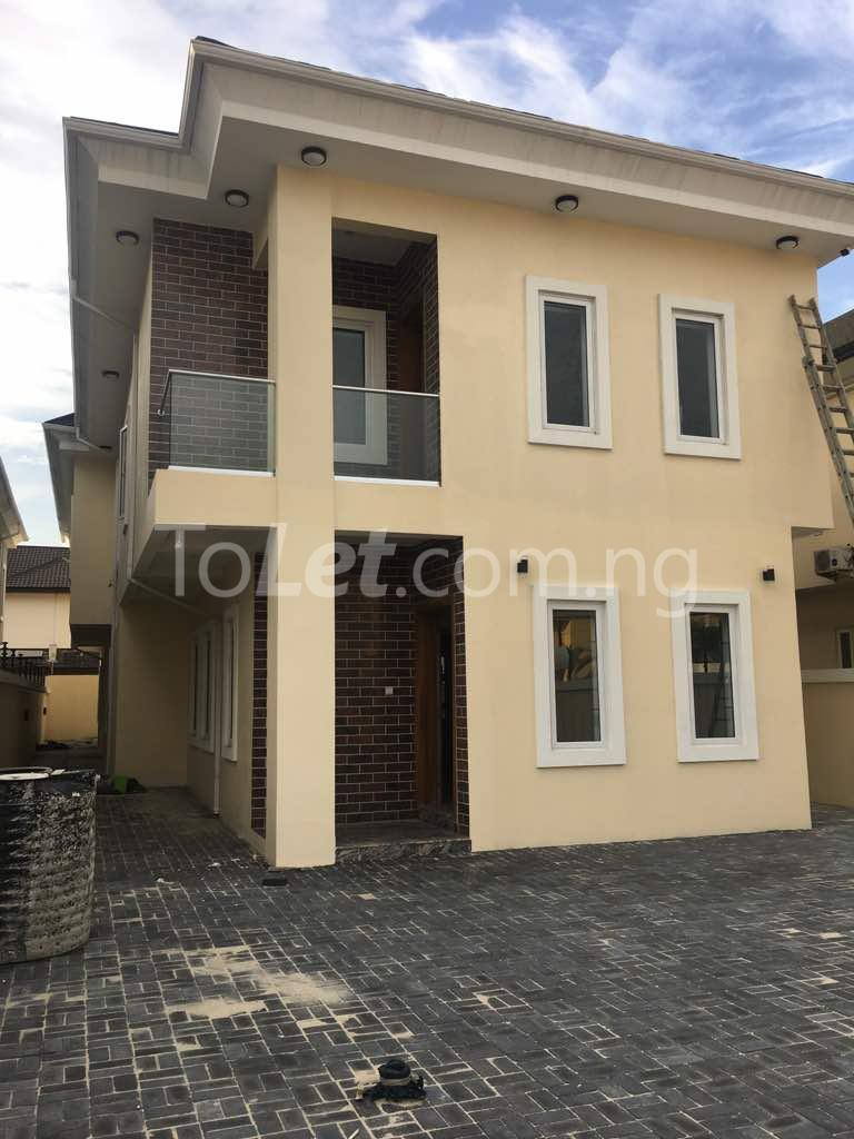 5 bedroom House for sale Off akeem dickson Lekki Phase 1 Lekki Lagos - 0