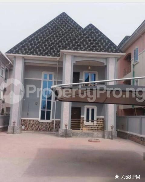 5 bedroom Detached Duplex House for sale Amuwo Odofin GRA, Amuwo Odofin Lagos - 1