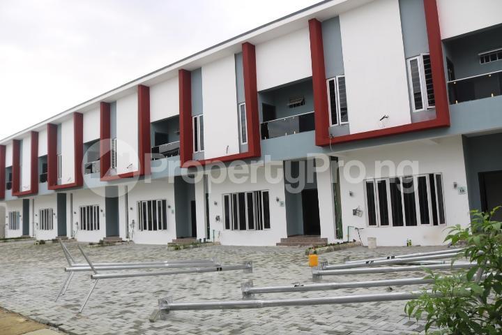 4 bedroom Terraced Duplex House for sale VGC Lekki Lagos - 1