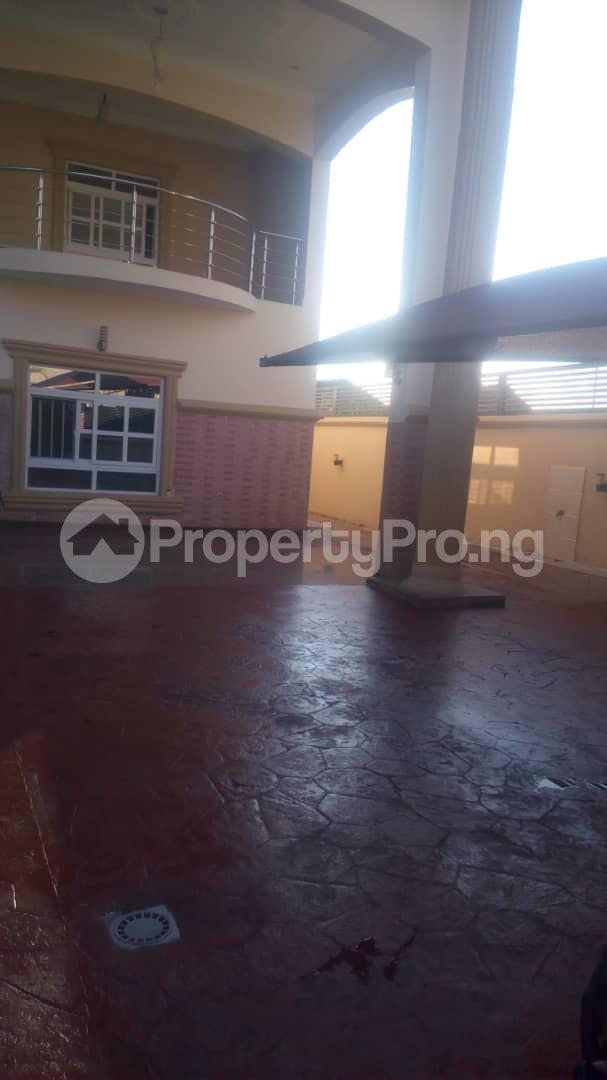 4 bedroom Semi Detached Duplex House for rent By American International School  Durumi Abuja - 3