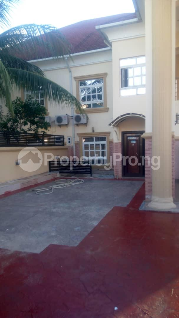 4 bedroom Semi Detached Duplex House for rent By American International School  Durumi Abuja - 12