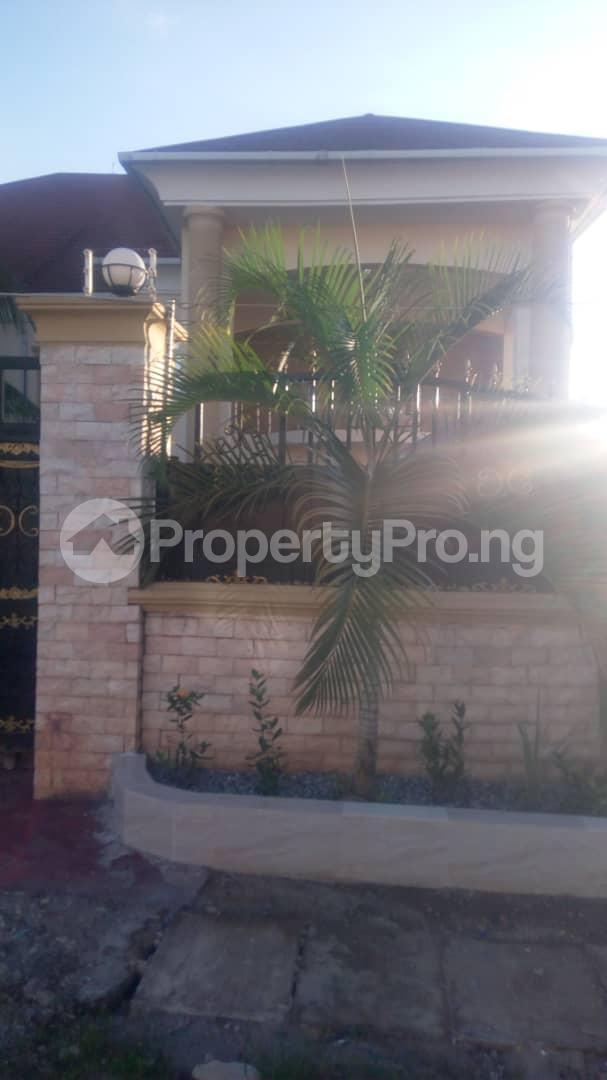 4 bedroom Semi Detached Duplex House for rent By American International School  Durumi Abuja - 16