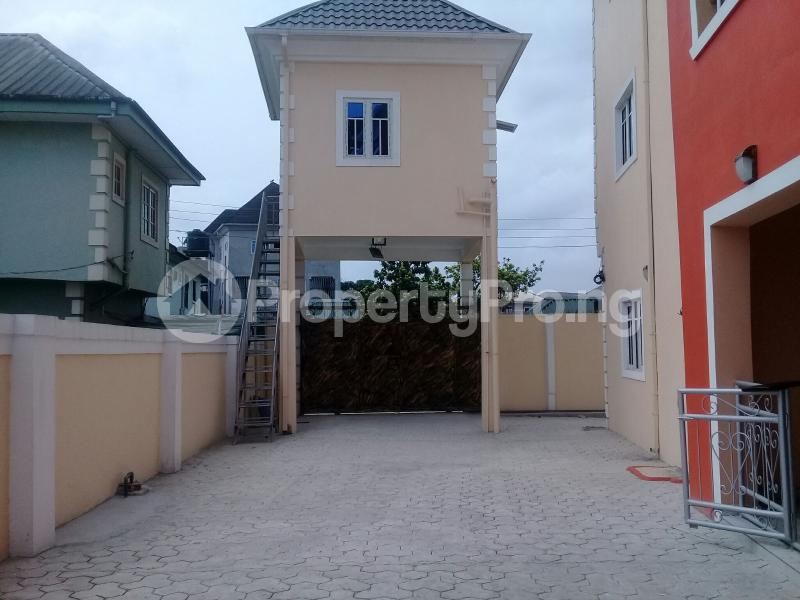 2 bedroom Flat / Apartment for rent Iwofe Road, Rumueprikom Port Harcourt Rivers - 25