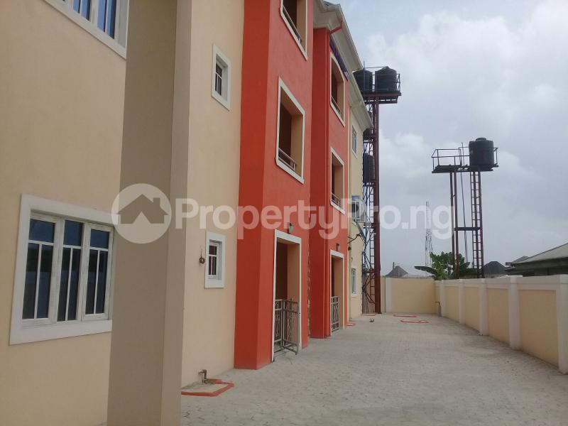 2 bedroom Flat / Apartment for rent Iwofe Road, Rumueprikom Port Harcourt Rivers - 1
