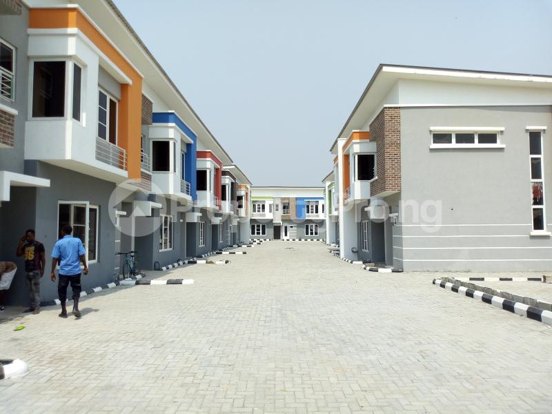 4 bedroom Terraced Duplex House for rent Very Close to Lekki Gardens Phase 2 Ajah Lagos - 2