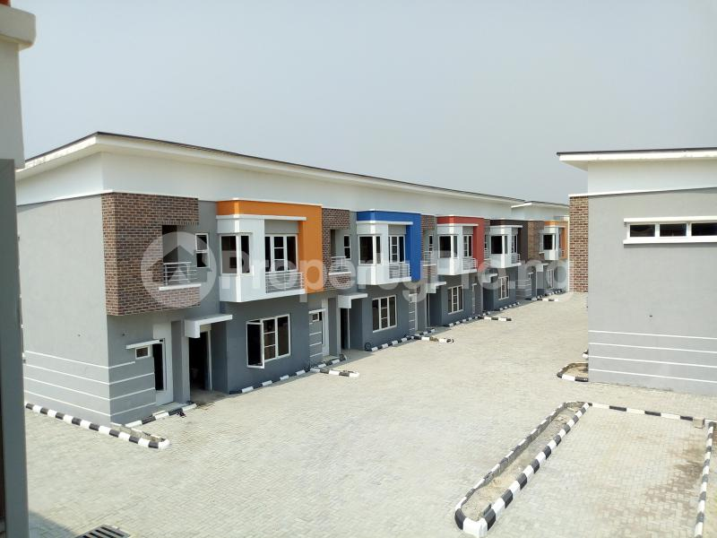 4 bedroom Terraced Duplex House for rent Very Close to Lekki Gardens Phase 2 Ajah Lagos - 0