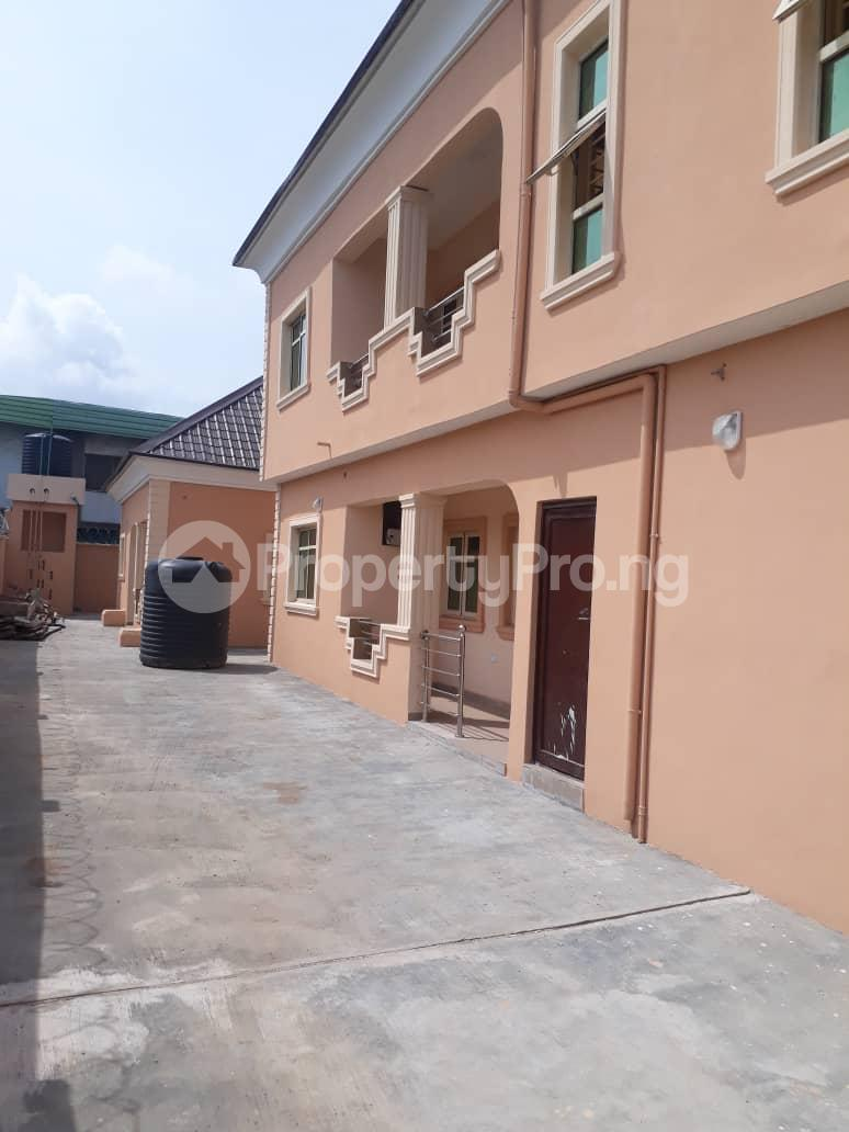 3 bedroom Self Contain Flat / Apartment for rent New Oko oba Oko oba Agege Lagos - 0