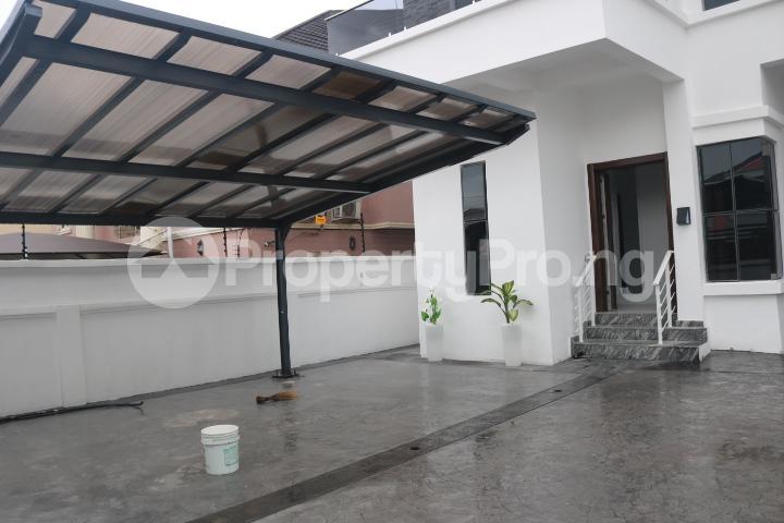 5 bedroom Detached Duplex House for sale Chevy View Estate Lekki Lagos - 6