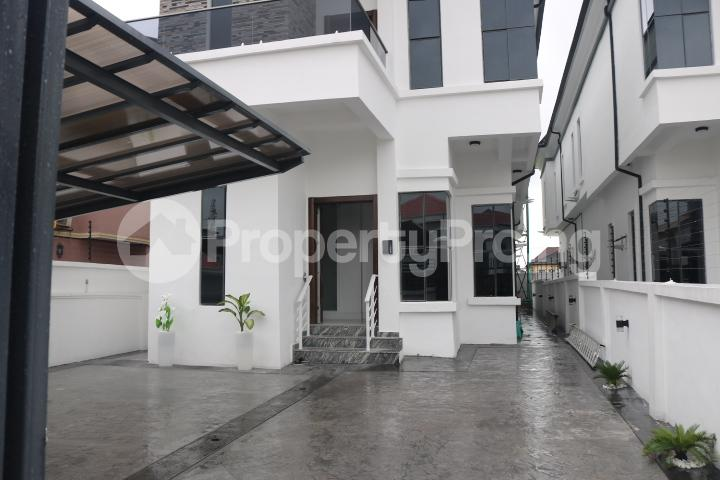 5 bedroom Detached Duplex House for sale Chevy View Estate Lekki Lagos - 5