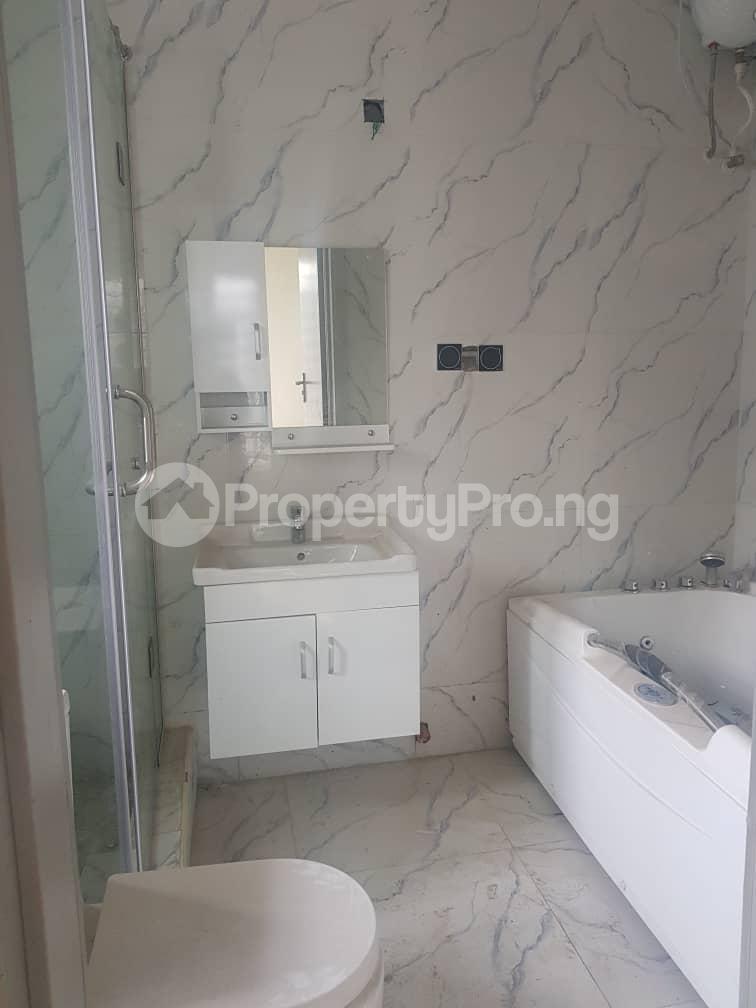 4 bedroom Terraced Duplex House for rent Lekki chevron Lekki Lagos - 2