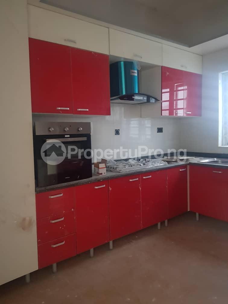 4 bedroom Terraced Duplex House for rent Lekki chevron Lekki Lagos - 6