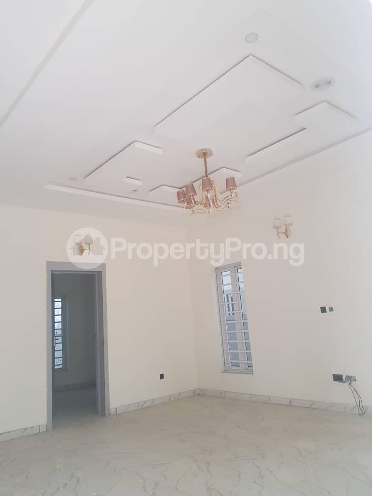 4 bedroom Terraced Duplex House for rent Lekki chevron Lekki Lagos - 0
