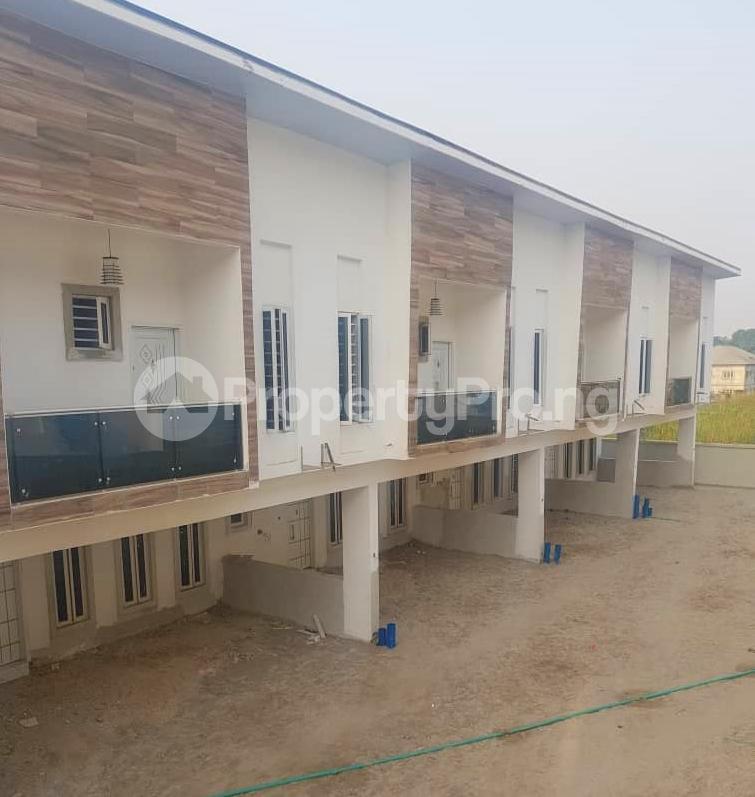 4 bedroom Terraced Duplex House for rent Lekki chevron Lekki Lagos - 1