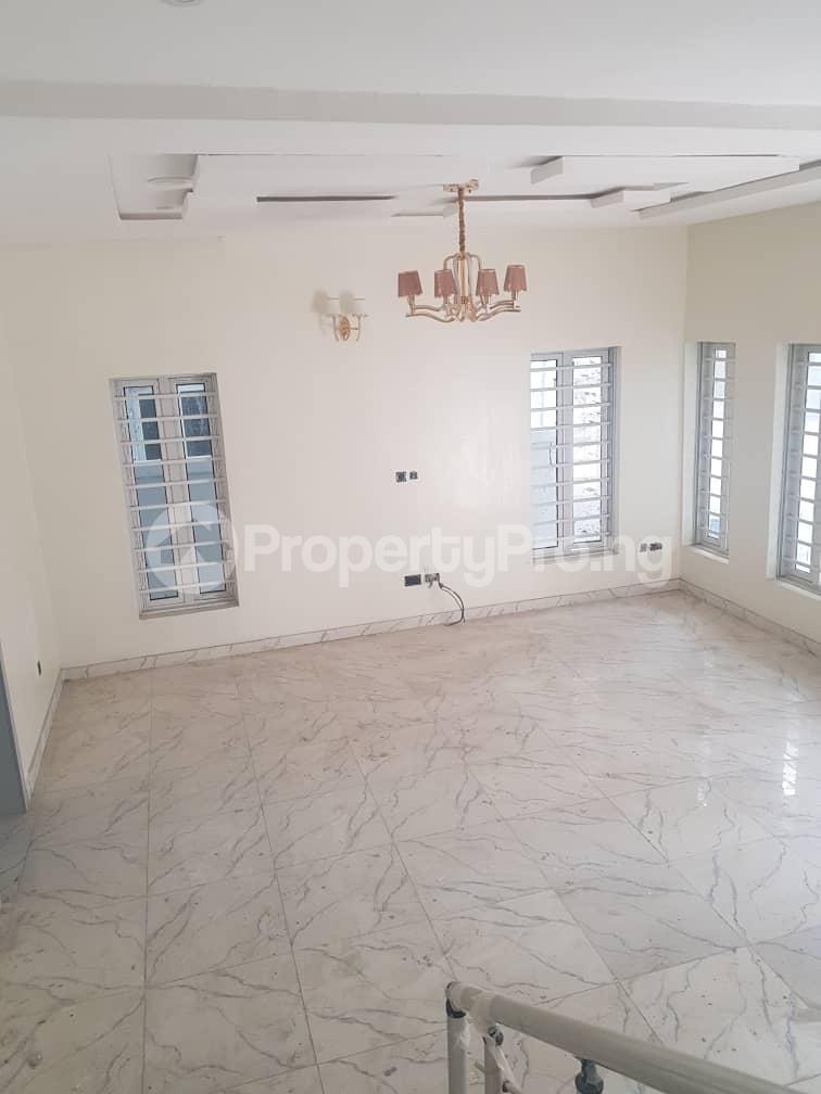 4 bedroom Terraced Duplex House for rent Lekki chevron Lekki Lagos - 5