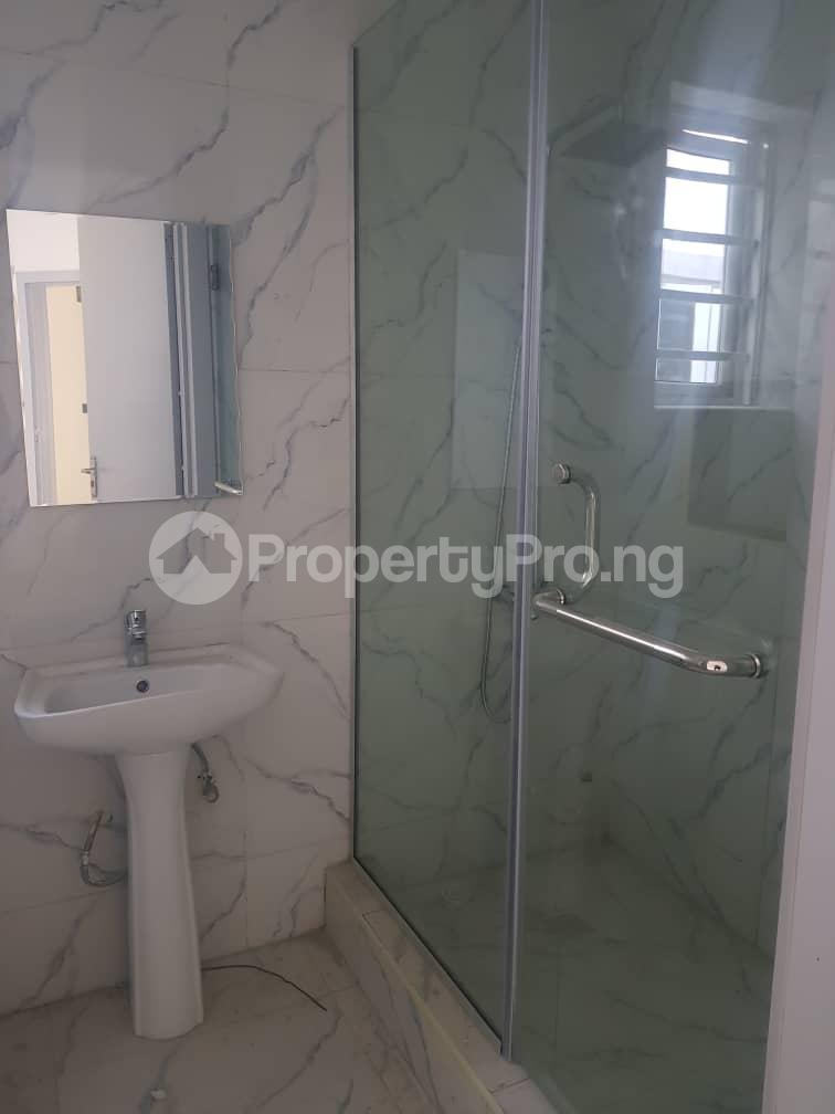 4 bedroom Terraced Duplex House for rent Lekki chevron Lekki Lagos - 3