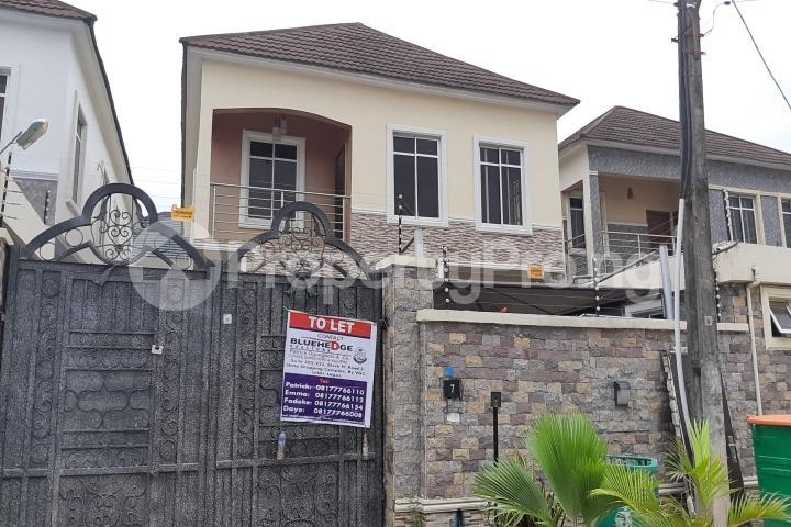 4 bedroom Detached Duplex House for rent Chevy View Estate Lekki Lagos - 1