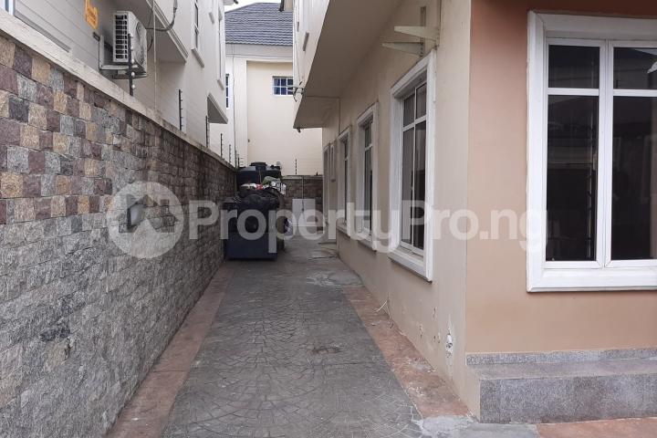 4 bedroom Detached Duplex House for rent Chevy View Estate Lekki Lagos - 5