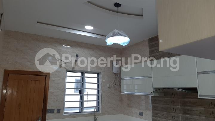 4 bedroom Semi Detached Duplex House for rent Chevron Lekki Lagos - 26