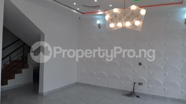 4 bedroom Semi Detached Duplex House for rent Chevron Lekki Lagos - 18