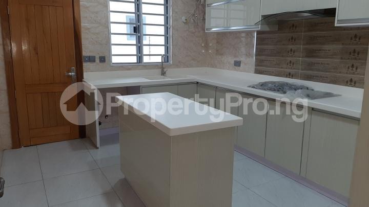 4 bedroom Semi Detached Duplex House for rent Chevron Lekki Lagos - 25