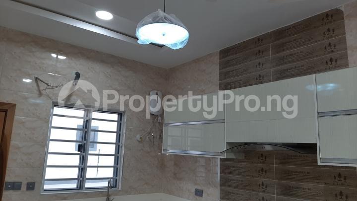 4 bedroom Semi Detached Duplex House for rent Chevron Lekki Lagos - 29
