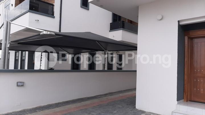 4 bedroom Semi Detached Duplex House for rent Chevron Lekki Lagos - 9