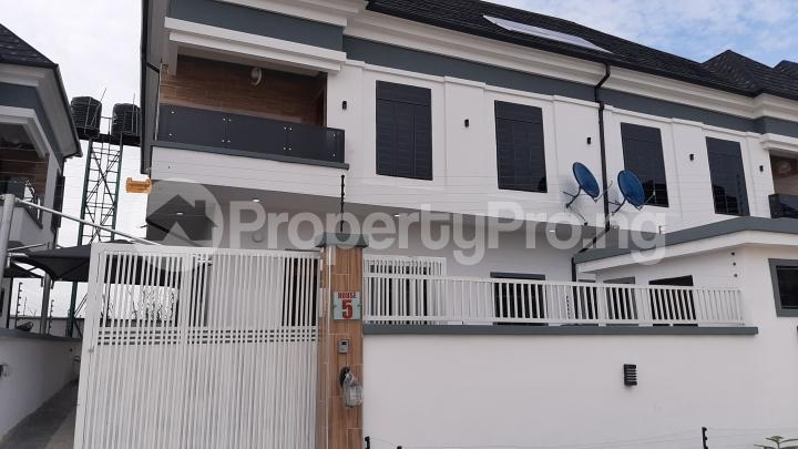 4 bedroom Semi Detached Duplex House for rent Chevron Lekki Lagos - 71