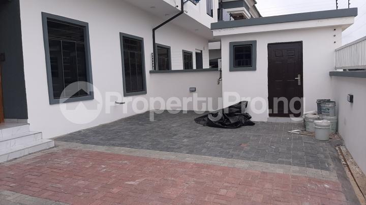 4 bedroom Semi Detached Duplex House for rent Chevron Lekki Lagos - 6