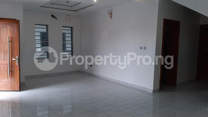 4 bedroom Semi Detached Duplex House for rent Chevron Lekki Lagos - 20