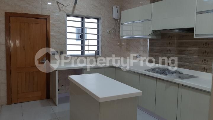 4 bedroom Semi Detached Duplex House for rent Chevron Lekki Lagos - 24