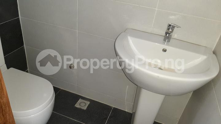 4 bedroom Semi Detached Duplex House for rent Chevron Lekki Lagos - 23