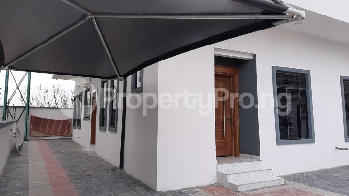 4 bedroom Semi Detached Duplex House for rent Chevron Lekki Lagos - 11
