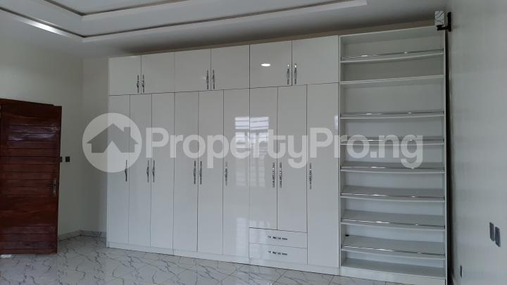 4 bedroom Semi Detached Duplex House for rent Chevron Lekki Lagos - 49