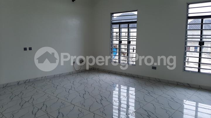 4 bedroom Semi Detached Duplex House for rent Chevron Lekki Lagos - 48