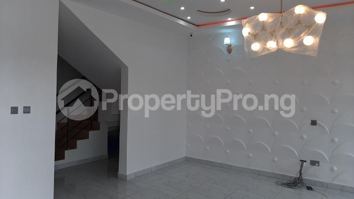 4 bedroom Semi Detached Duplex House for rent Chevron Lekki Lagos - 17