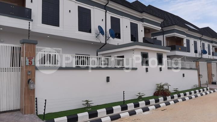 4 bedroom Semi Detached Duplex House for rent Chevron Lekki Lagos - 3
